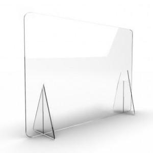 separador transparente